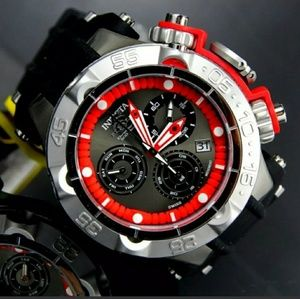 1 LEFT IN STOCK-new Invicta Swiss Noma V watch